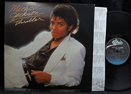 Thriller (USA 1st pressing vinyl LP)