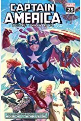 Captain America (2018-) #25 Kindle Edition