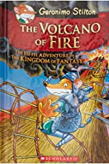 The Volcano of Fire: 5 Geronimo Stilton Hardcover