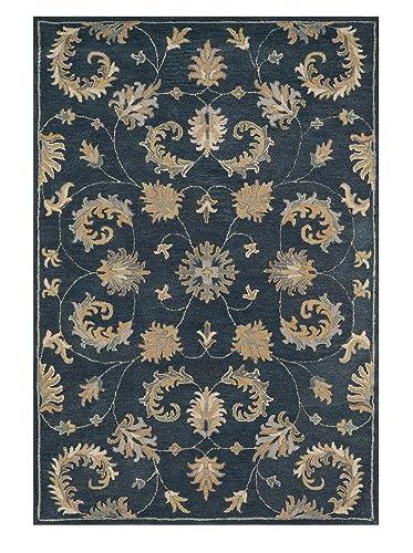 Loloi FAIRFIELD Area Rug, 5 x 7 6 , Indigo