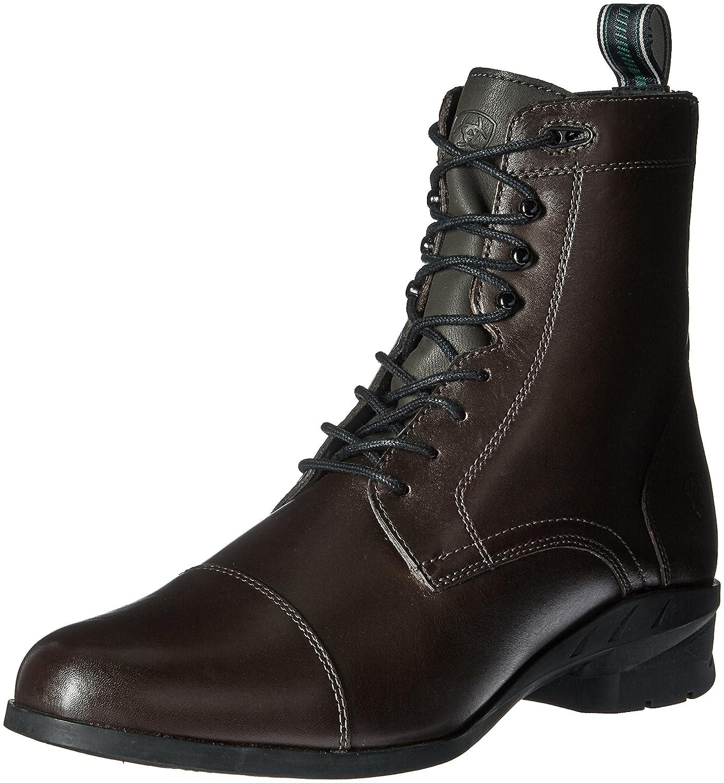 Ariat Women's Heritage IV English Paddock Boot B01L91POYU 10 B(M) US|Light Brown