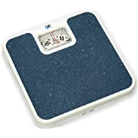 Gvc Iron Analogue Personal Health Check Up Fitness Weighing Scale (Blue)