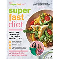 SuperFastDiet: Part-time dieting for long-term weight loss