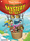 """Thea Stilton Graphic Novels #6: """"The Thea Sisters and the Mystery at Sea"""""""
