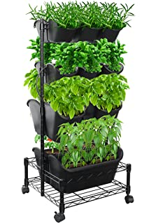 Watex WX002 Metal Mobile Green Wall Double Frame Vertical Garden With  Irrigation System