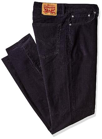 d206882a75e Levi's Mens 514 Straight Corduroy Pant, Common Blue, 38Wx30L at ...