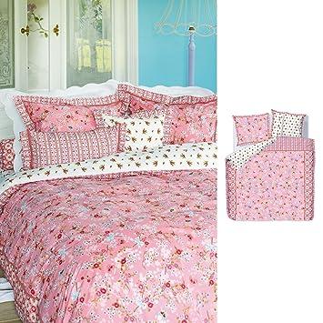 Pip Bettwaesche 2600081 0034 Chinese Blossom Pink 155x220 Amazonde