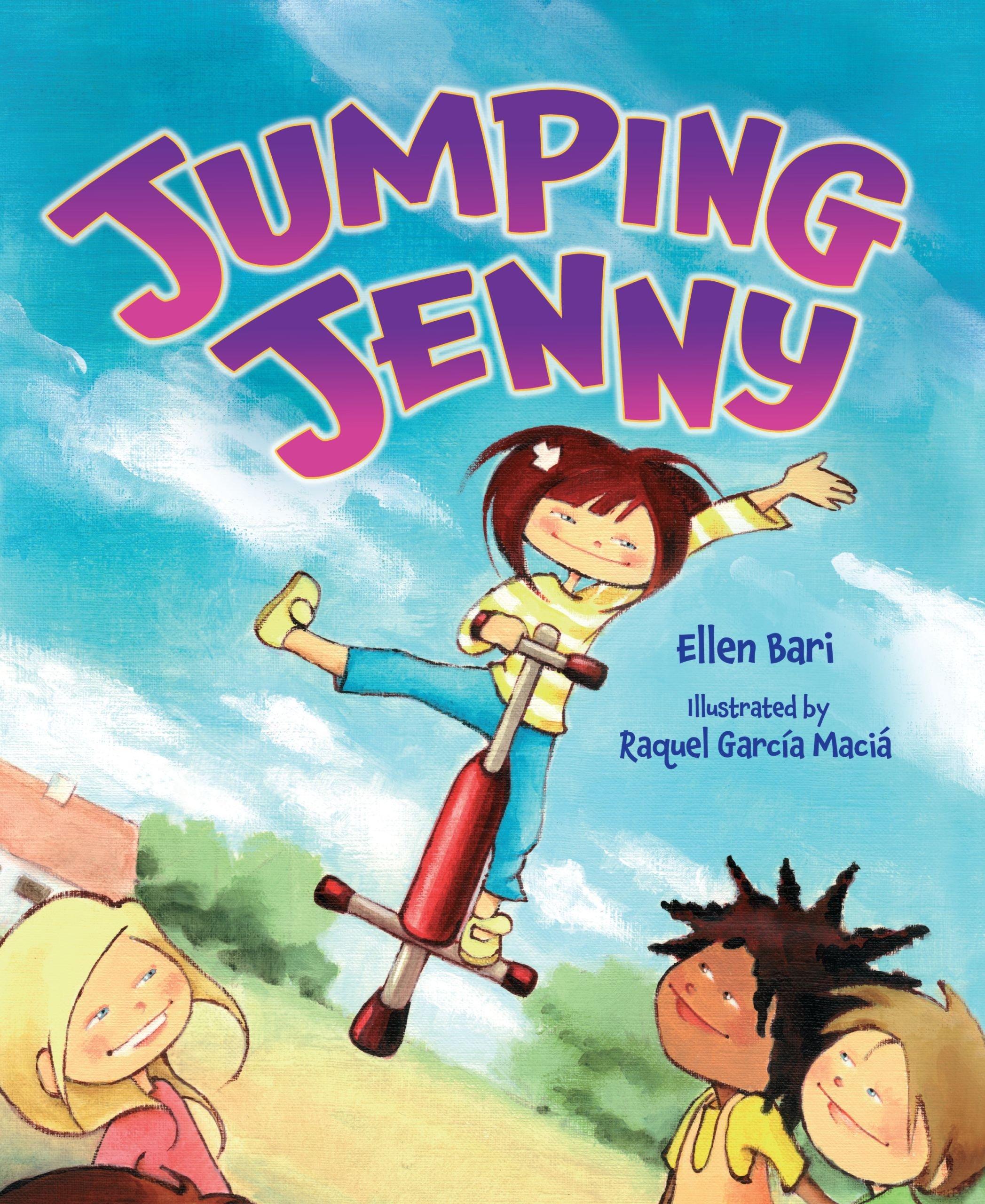 Jumping Jenny (Kar-ben Favorites): Ellen Bari, Raquel Garcia Macia:  9780761351436: Amazon.com: Books