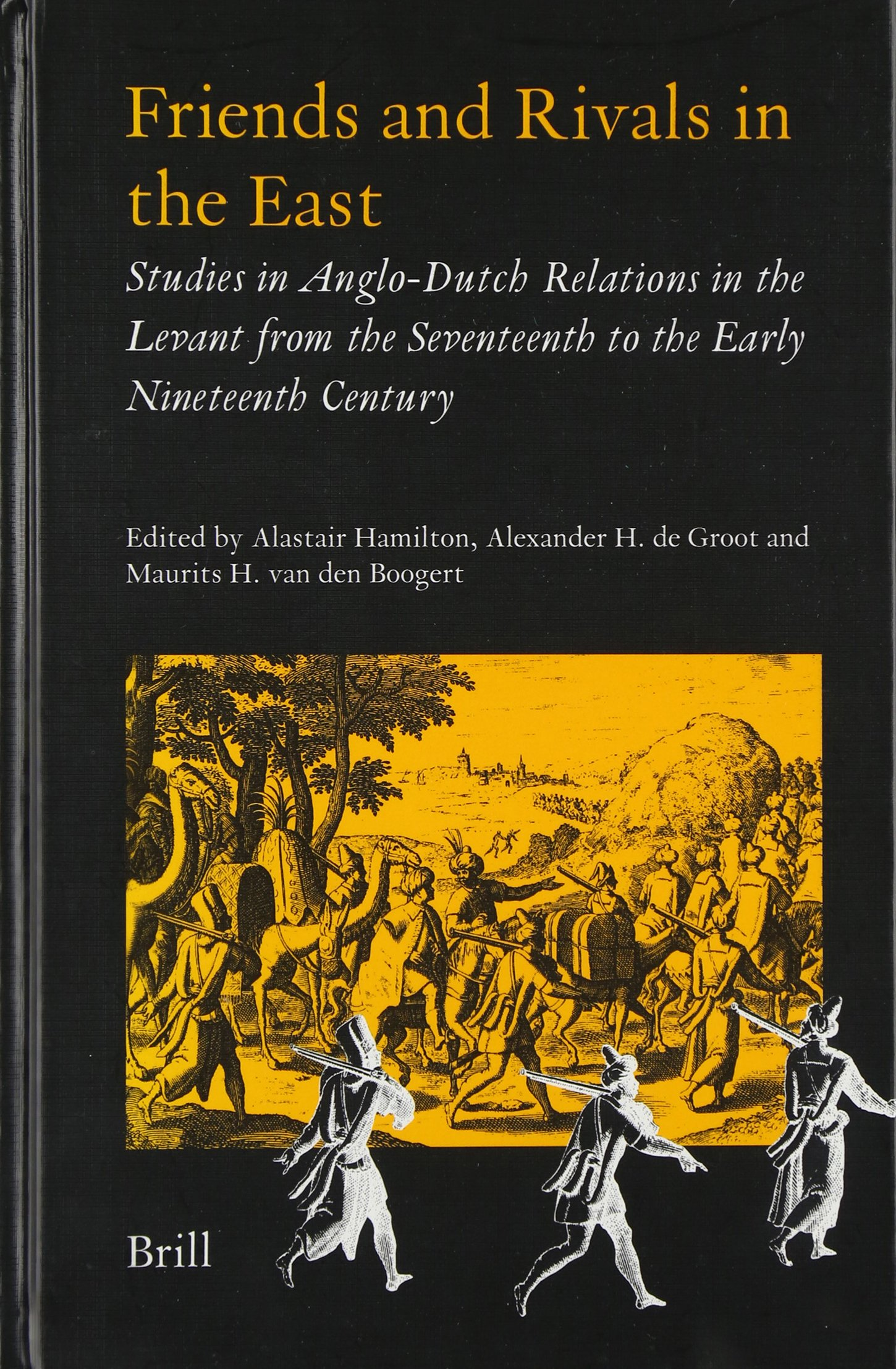 Download Friends and Rivals in the East: Studies in Anglo-Dutch Relations in the Levant from the Seventeenth to the Early Nineteenth Century (Publications of the Sir Thomas Browne Institute Leiden) PDF Text fb2 book