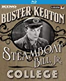 Steamboat Bill Jr. / College [Blu-ray] [Import]