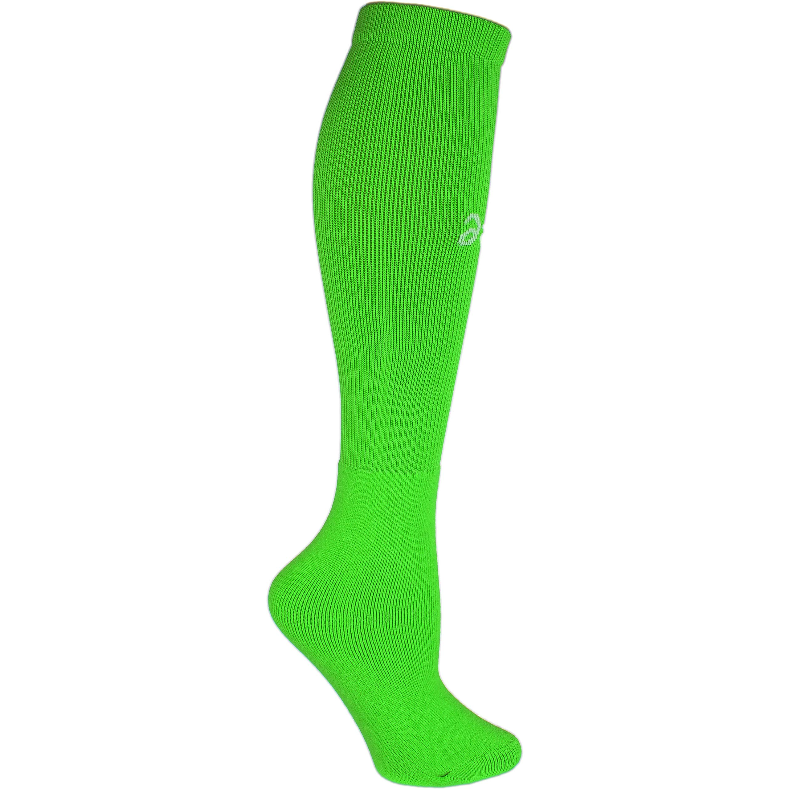 ASICS All Sport Court Sock, Neon Green, Large by ASICS