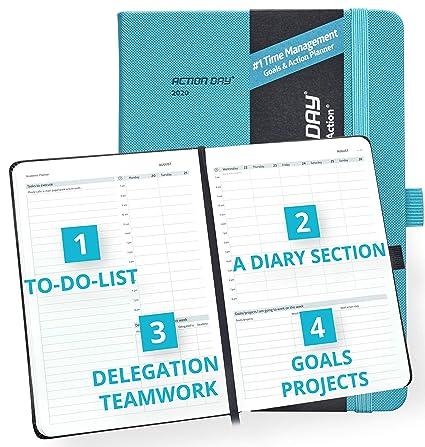 Action Day Planificador 2020 - # 1 diseño de gestión del ...