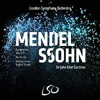 Mendelssohn Symphonies Nos 1-5 Over