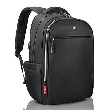 Amazon.com: Mochila para ordenador portátil – Mochila ...