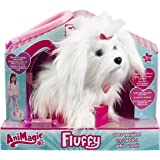 Animagic 31150.4300 - Elektronische Haustier Hund, Fluffy