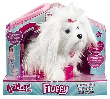Animagic Peluche Interactivo Fluffy Paseos