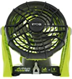 Ryobi 18-Volt/120-Volt One Plus Hybrid Fan [Bare Tool Only]
