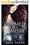 Claimed by a Vampire (Vampire Guardians Book 3)
