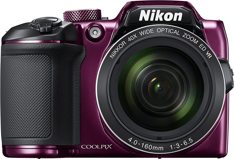 Nikon Coolpix B500 Kamera Pflaume Kamera