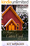 Kit Morgan's Cutter's Creek (Books 1-3) Plus a Few Surprises ...