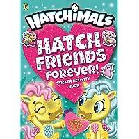 Hatchimals: Hatch Friends Forever! Sticker Activity Book