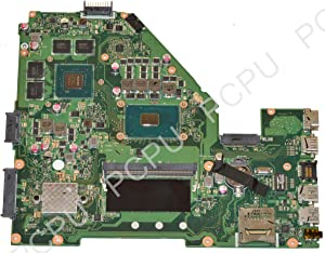 60NB0BB0-MB1500 Asus X550VX Laptop Motherboard GTX950/2GB w/Intel i7-6700HQ 2.6GHz CPU, 69N0TGM15A02