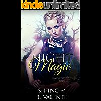Night Magic: A Reverse Harem Paranormal Romance (Savior City Witches Book 1)