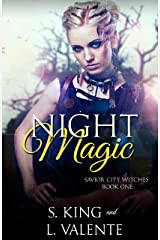 Night Magic: A Reverse Harem Paranormal Romance (Savior City Witches Book 1) Kindle Edition