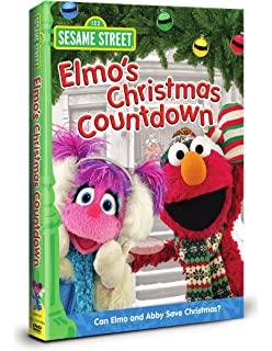 Sesame Street: Elmo Saves Christmas: Amazon.ca: Kevin Clash ...