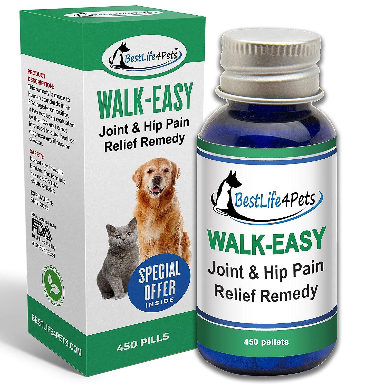 Amazon.com: WALK-EASY Suplemento de cadera y articulación ...