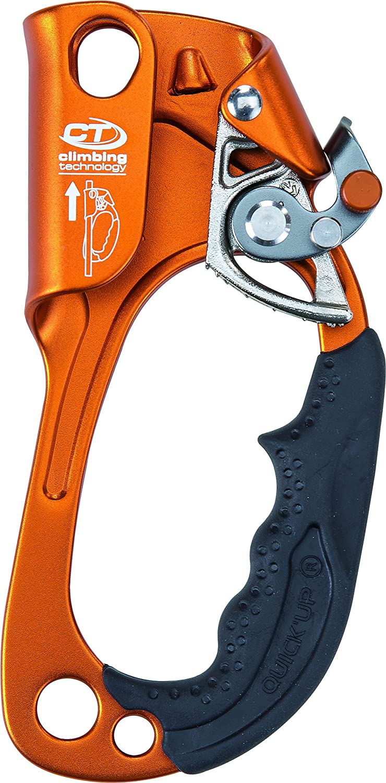 Arancione Climbing Technology Quick-Up DX Maniglia di Risalita Destra