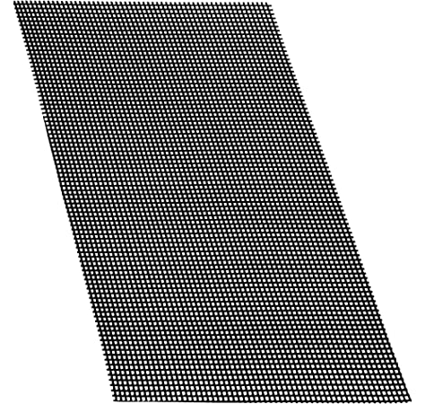 Bulk Buy 12-Pack Darice Plastic Canvas 7 Count 10X13 White 33900-2