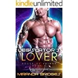 The Legislator's Lover: An Alien Breeder Romance (The House of Kaimar Book 4)