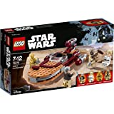 Lego 75173 Jeu de Construction Star Wars Le Landspeeder de Luke