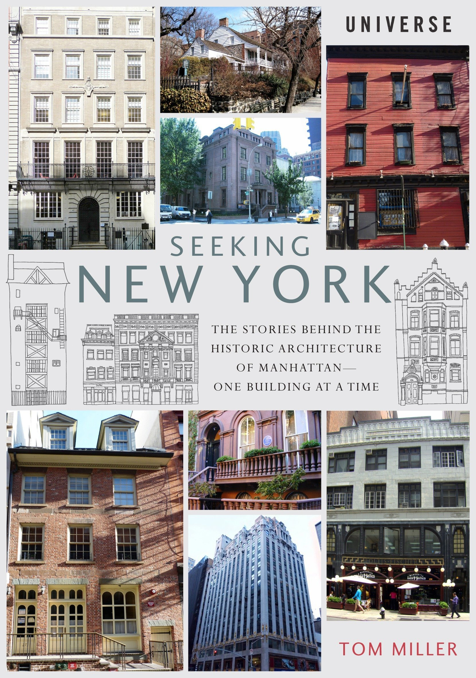 Download Seeking New York: The Stories Behind the Historic Architecture of Manhattan--One Building at a Time pdf epub