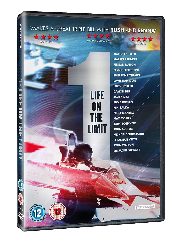 a3c624ae2a2b 1 - Life On The Limit  DVD   Amazon.co.uk  Paul Crowder