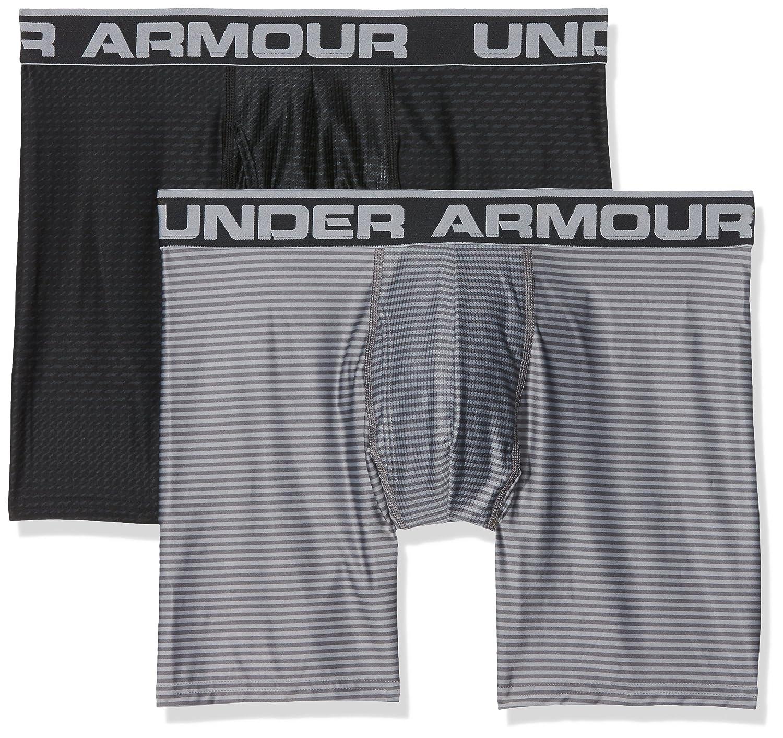 Under Armour, O-Series 6in Boxerjock 2pk Novelty, Boxer, Hombre: Amazon.es: Deportes y aire libre