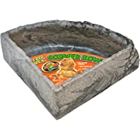 Zoo Med KB-40 Repti Rock Corner Bowl, Large