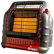 [Amazon Canada]Mr. Heater F274865-Massachusetts/Canada Portable LP Heater $89.95