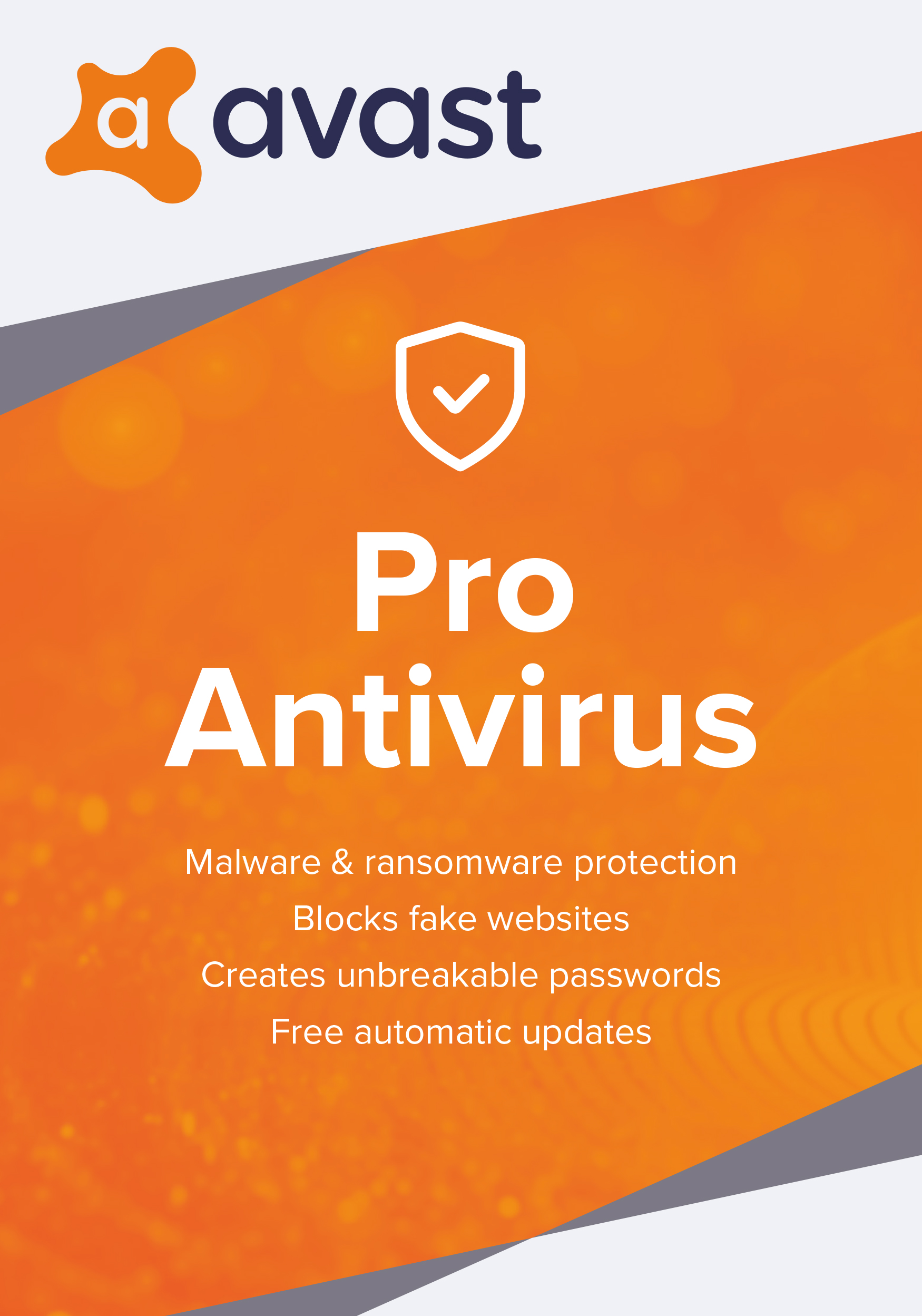 Avast Pro Antivirus 2018 (1 PC, 1 Year) [Download] by Avast!