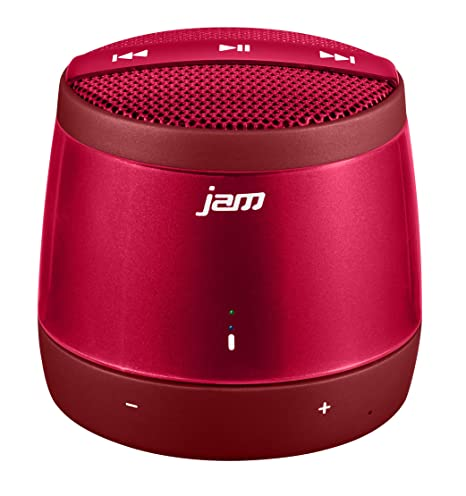 JAM Touch Wireless Portable Speaker (Red) HX-P10RD: Amazon.in