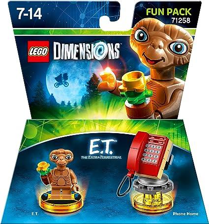 Warner Bros Interactive Spain Lego Dimensions - E.T.: Amazon.es ...