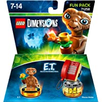 LEGO Dimensions ET Fun Pack TTL