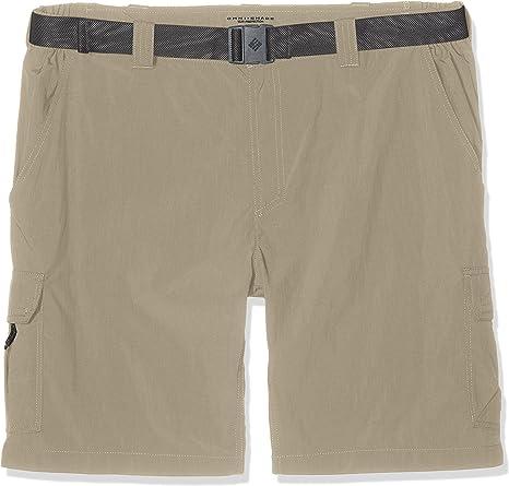 Columbia Silver Ridge II Cargo Short Pantal/ón Corto Hombre Nailon