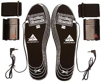 Alpen Heat Shoe Heater Unisex Schuhheizung Black Universal