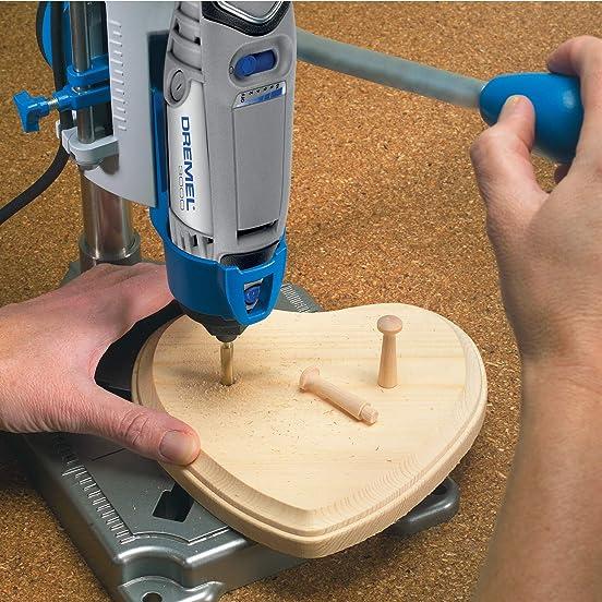 Dremel Drill Press Capacity
