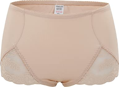 NEW Ladies White,Black,Skin Control brief hold in Knickers underwear shapewear