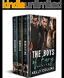 The Boys of Fury: Box Set