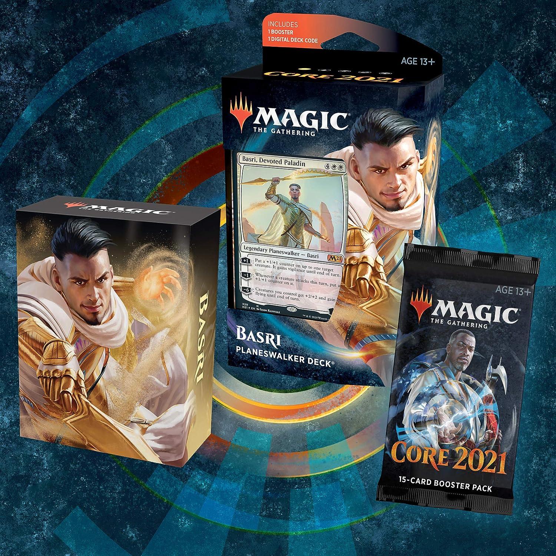 Deutsch Magic Basri Deck Core Set 2021