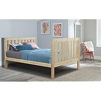 Canwood Lakecrest Full Platform Bed (Natural)